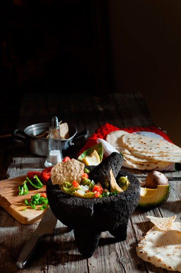Guacamole receta tradicional