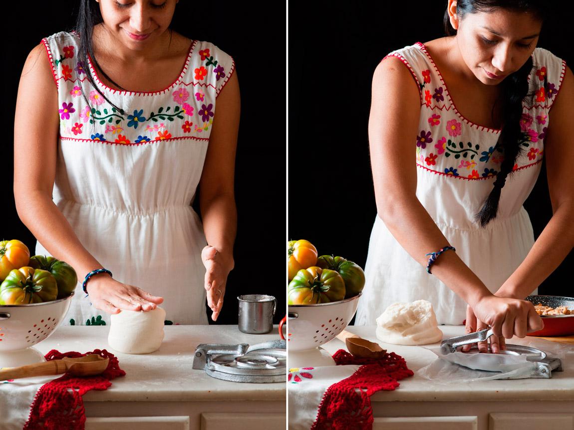 Como se hacen las empanadas mexicanas de pollo