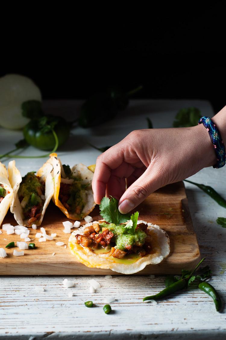 Tacos campechanos autenticos