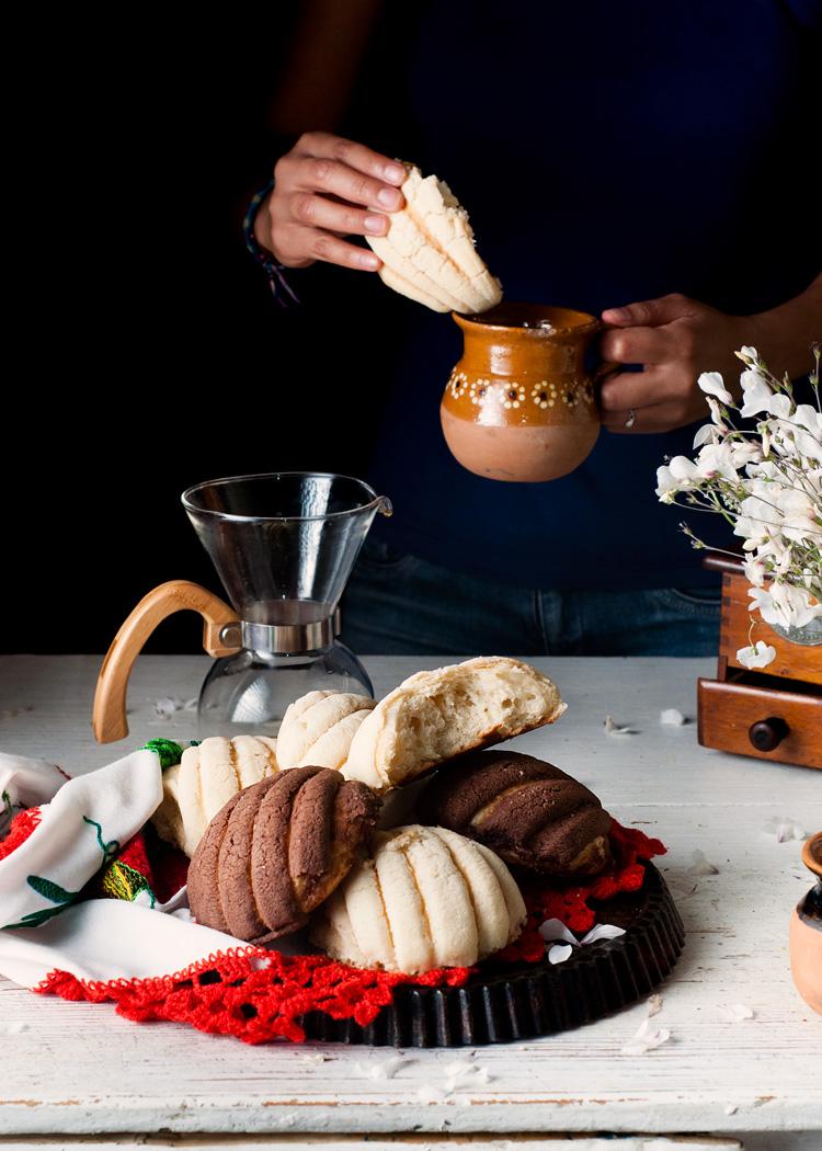 Panadería tradicional mexicana