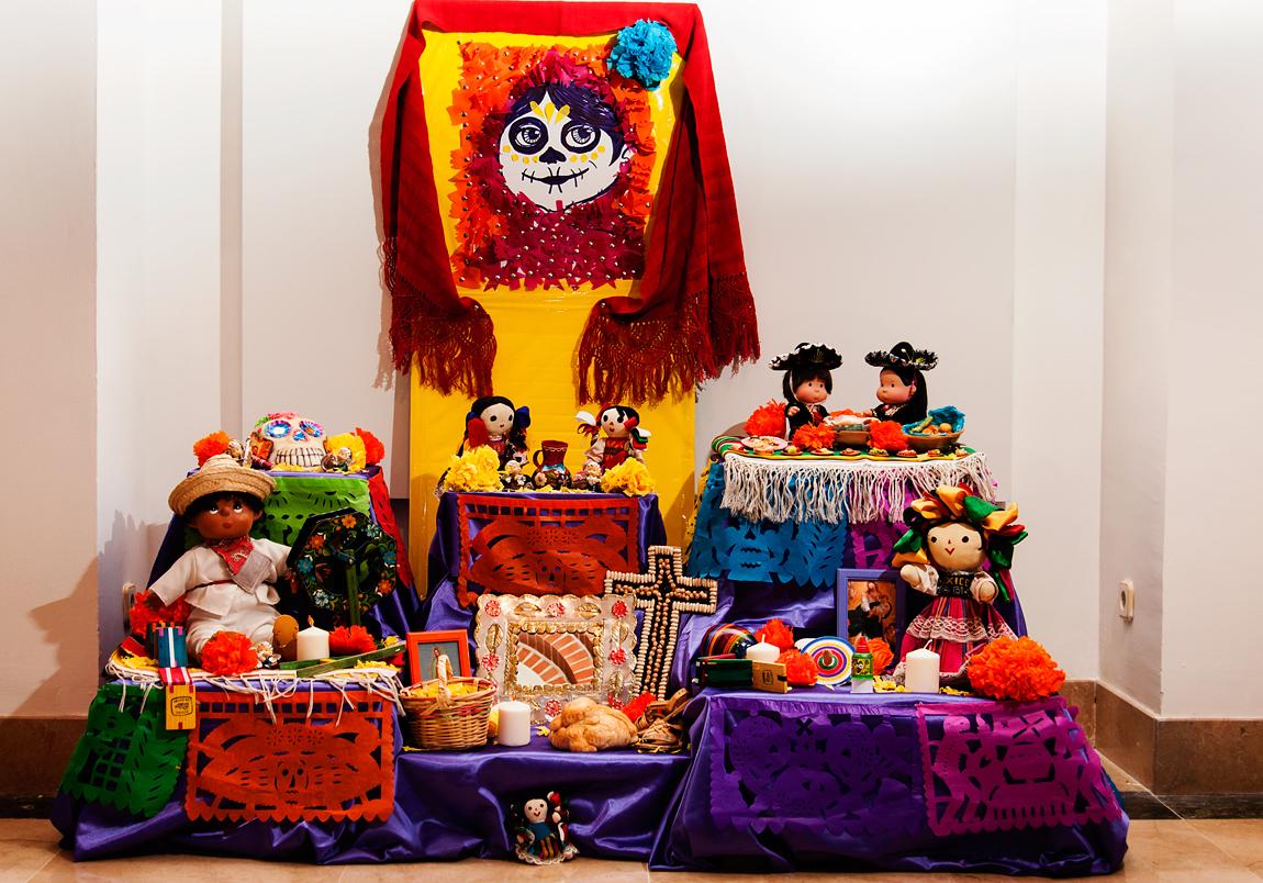 Altar de coco