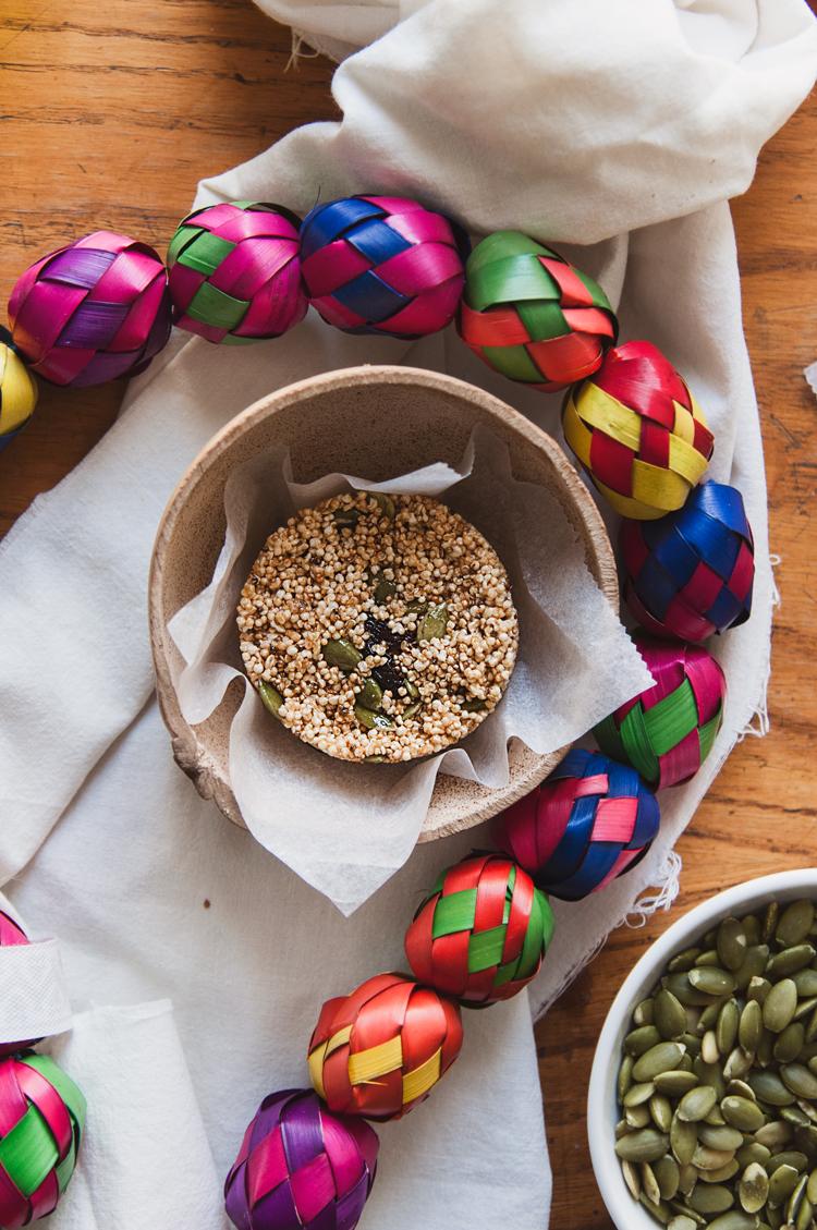 Alegrías mexicanas tradicionales